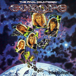 Europe - The Final Countdown (180 gram Vinyl) LP