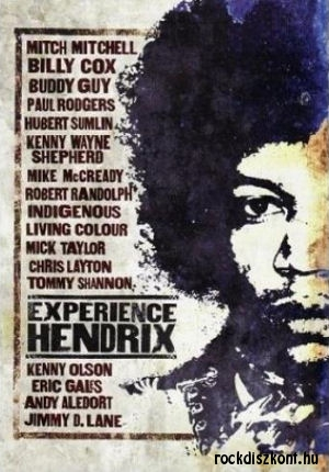 Experience Hendrix - Various Artists DVD