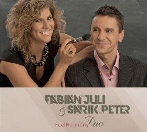 Fábián Juli - Sárik Péter Duó - FeelHarmony CD