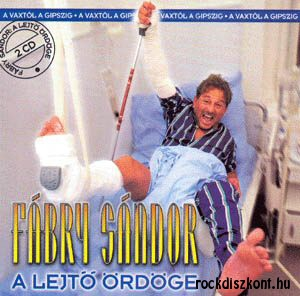 Fábry Sándor - A lejtő ördöge 2CD
