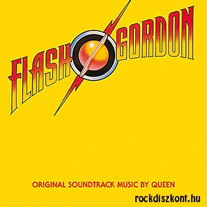 Flash Gordon - Original Soundtrack Music by Queen CD
