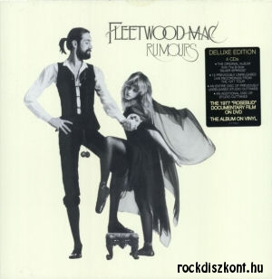 Fleetwood Mac - Rumours - 35th Anniversary Super Deluxe Edition 4CD+DVD+(Vinyl) LP