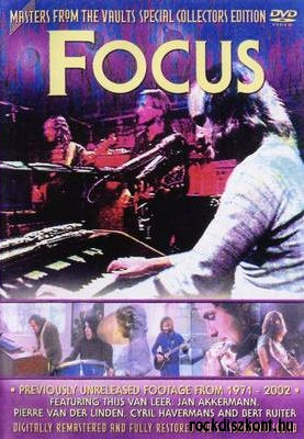 Focus - Masters From The Vaults (Special Collectors Edition) DVD