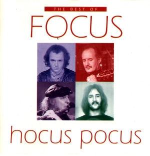 Focus - Hocus Pocus - The Best of Focus (180 gram Vinyl) 2LP