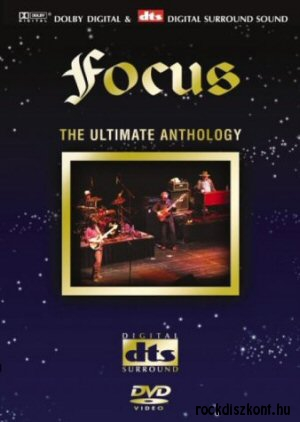 Focus - The Ultimate Anthology DVD