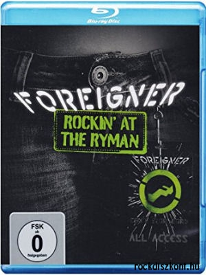Foreigner - Rockin' at the Ryman Blu-ray