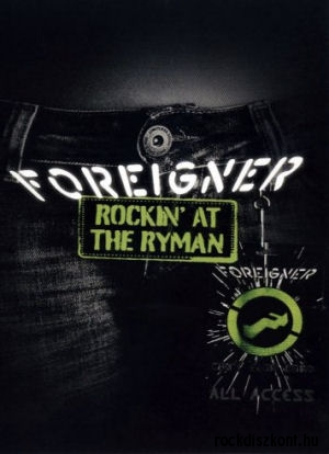 Foreigner - Rockin' at the Ryman DVD