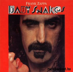 Frank Zappa - Baby Snakes CD