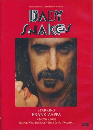 Frank Zappa - Baby Snakes DVD