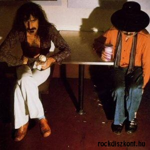 Frank Zappa & The Mothers of Invention - Bongo Fury CD