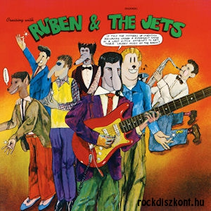 Frank Zappa & The Mothers Of Invention - Cruising with Ruben & the Jets CD