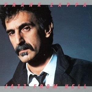Frank Zappa - Jazz from Hell CD
