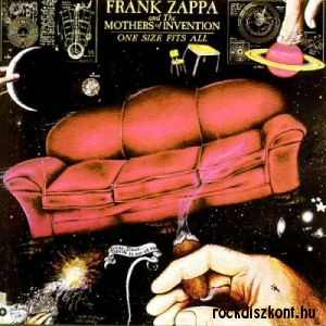 Frank Zappa & The Mothers of Invention - One Size Fits All (180 gram Vinyl) LP