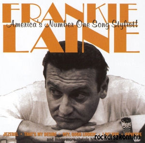 Frankie Laine - America's Number One Song Stylist CD