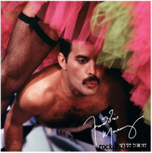 Freddie Mercury - Never Boring (3CD+DVD+Blu-ray)