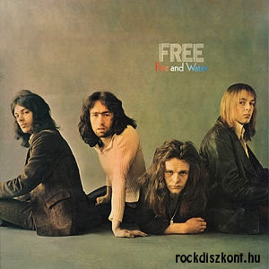 Free - Fire and Water (180 gram Vinyl) LP