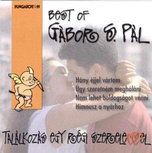 Best of Gábor S. Pál - Találkozás egy régi szerelemmel CD