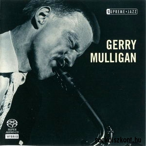 Gerry Mulligan - Supreme Jazz SACD