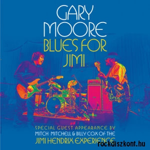 Gary Moore - Blues For Jimi CD+DVD