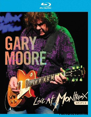 Gary Moore - Live at Montreux 2010 BD (Blu-ray Disc)
