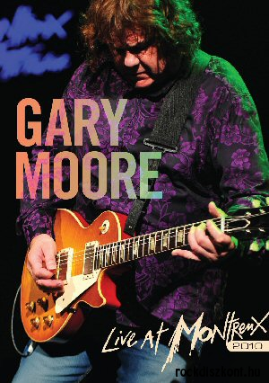 Gary Moore - Live at Montreux 2010 DVD