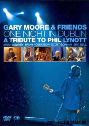 Gary Moore & Friends - One Night in Dublin: A Tribute to Phil Lynott DVD