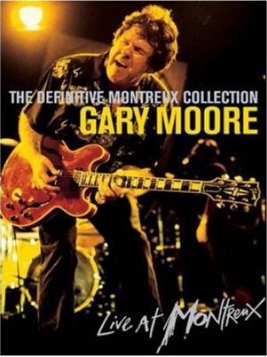 Gary Moore - The Definitive Montreux Collection 2DVD