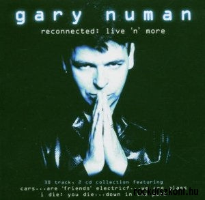 Gary Numan - Reconnected: Live N More 2CD