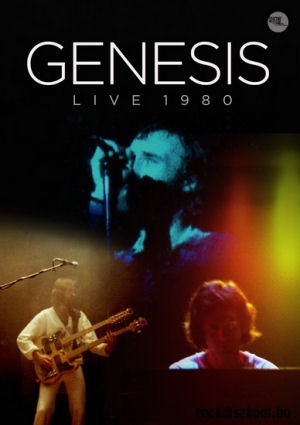 Genesis - Live 1980 DVD