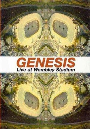 Genesis - Live at Wembley Stadium DVD