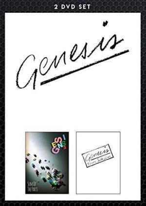Genesis - Sum of the Parts + Three Sides 2DVD
