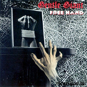 Gentle Giant - Free Hand (2010 remaster) LP