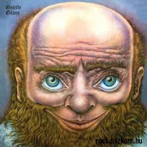 Gentle Giant - Gentle Giant (2012 remaster) LP