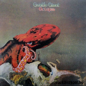 Gentle Giant - Octopus (2013 remaster) LP