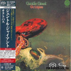 Gentle Giant - Octopus (2010 remaster) SHM-SACD