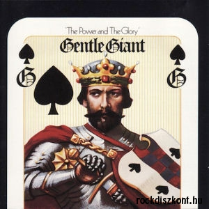 Gentle Giant - The Power And The Glory (2010 HQ remaster) LP+SP