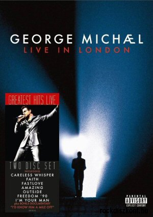 George Michael - Live in London 2DVD
