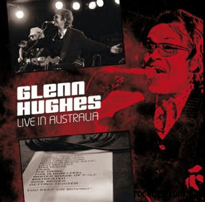 Glenn Hughes - Live in Australia CD+DVD