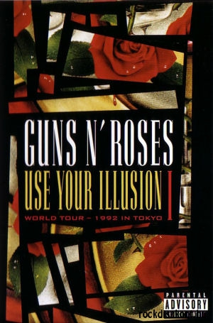 Guns N Roses - Use Your Illusion - Live in Tokyo 1992 I. DVD