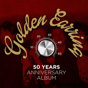 Golden Earring - 50 Years Anniversary Album (180 gram Vinyl) 3LP