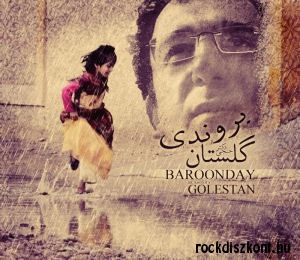 Dr. Khonjis Golestan - Baroonday CD