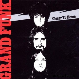 Grand Funk Railroad - Closer To Home (180 gram Vinyl) LP