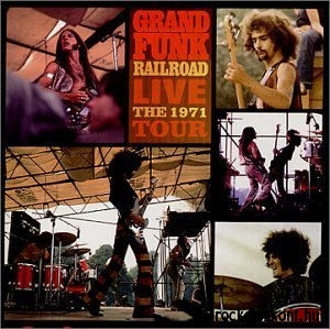 Grand Funk Railroad - Live: The 1971 Tour (180 gram Vinyl) 2LP