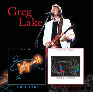 Greg Lake - Greg Lake / Manoeuvres (Remastered + Expanded 2005) 2CD