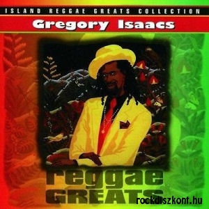 Gregory Isaacs - Island Reggae Greats Collection CD