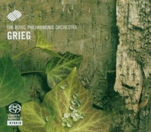 Edvard Grieg - Piano Concerto SACD