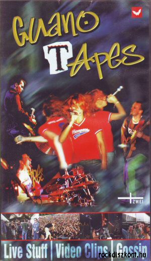 Guano Apes - Guano Tapes VHS