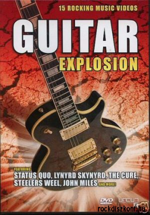 Guitar Explosion DVD