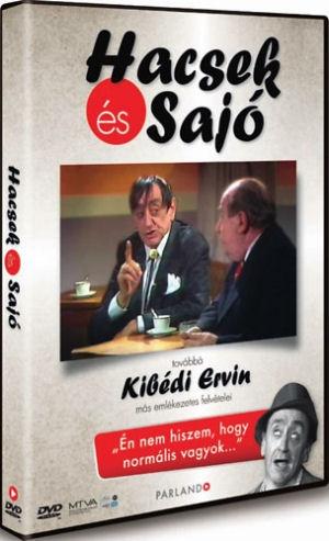 Hacsek és Sajó - továbbá Kibédi Ervin más emlékezetes felvételei DVD