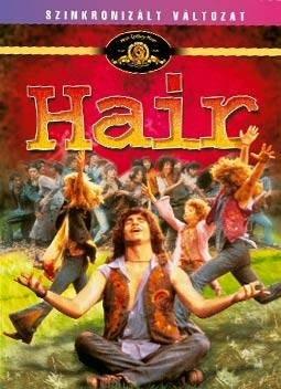 Hair - Zenés amerikai musical (szinkronizált változat) DVD